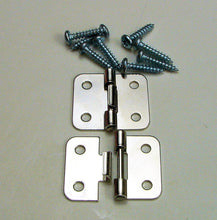 Load image into Gallery viewer, 2 Pack Penn Elcom P0644N Take Apart/Lift Off Hinge Nickle Finish W/Mtg. Screws