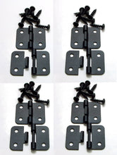 Load image into Gallery viewer, 8 Pack Penn Elcom P0644K Take Apart/Lift Off Hinge Black Finish W/Mtg. Screws
