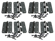 Load image into Gallery viewer, 8 Pack Penn Elcom P0626K Black -  Large Take Apart Hinge With Screws