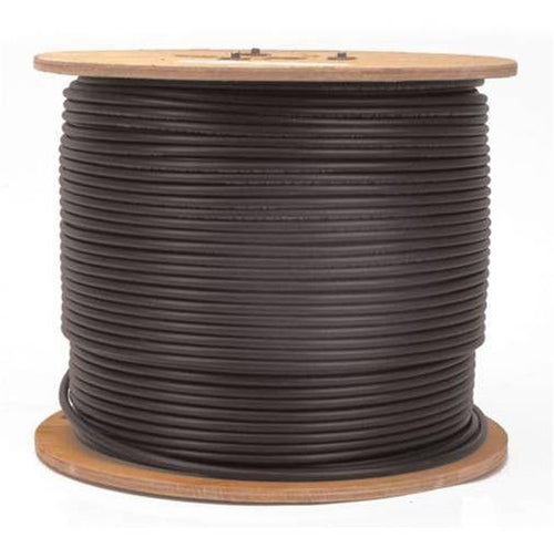 *DMX Single Pair Bulk Cable Raw Wire 500' Spool By Rapco Horizon ProCo USA Made