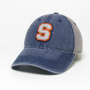 "Legacy Dashboard Trucker Felt ""Block S"" Hat"
