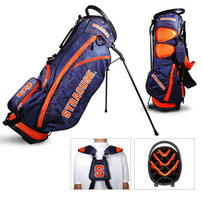 Team Effort Syracuse Orange Fairway Golf Stand Bag