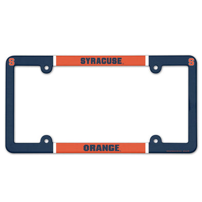 Wincraft Plastic License Plate Frame