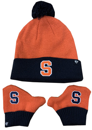 '47 Brand Toddler Knit Hat and Glove Set
