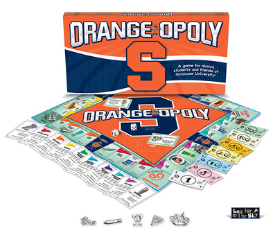 Syracuse University Orange-opoly