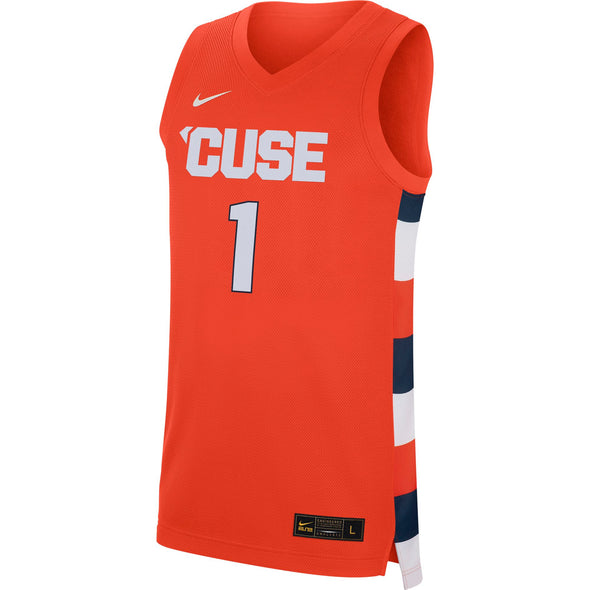 Nike #1 Replica Syracuse Basketball Jersey