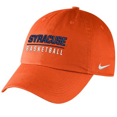 Nike Syracuse Basketball Campus Hat