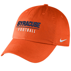 Nike Syracuse Football Campus Hat