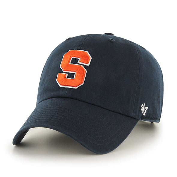 '47 Brand Syracuse Clean Up Adjustable Hat