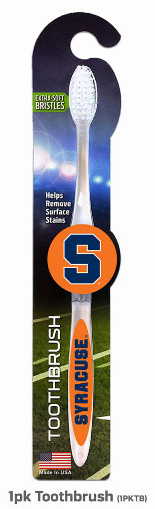 Worthy Promotions Syracuse Toothbrush
