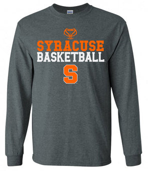 'Cuse Basketball Long Sleeve