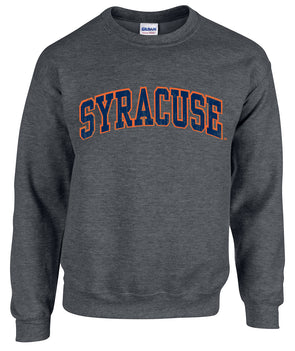 Distressed Syracuse Crew