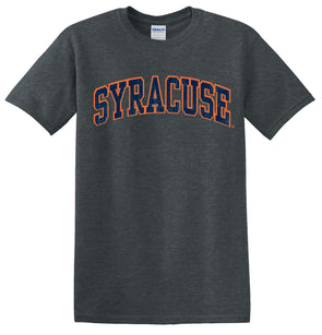 Distressed Syracuse T-Shirt