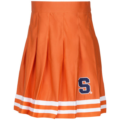 Zoozatz Women's Cheerleader Skirt