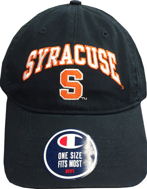 "Syracuse Champion® ""Syracuse S"" Adjustable Hat"