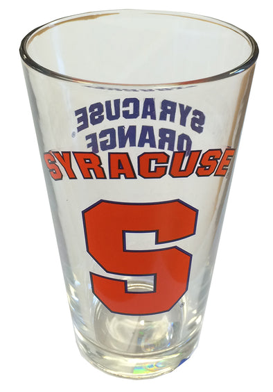 RFSJ Syracuse Pint Glass