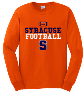 'Cuse Football Long Sleeve