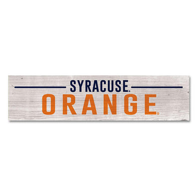 "Legacy ""Syracuse Orange"" Plank Stick Magnet"