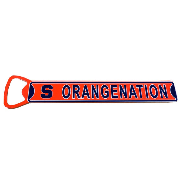 Orange Nation Bottle Opener