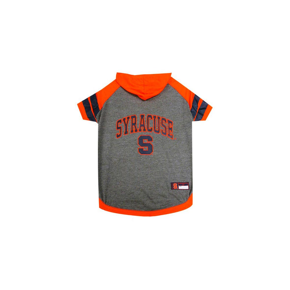 Pets First Syracuse Dog Hoodie