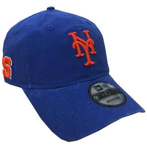 New Era Blue 9Twenty Mets Hat