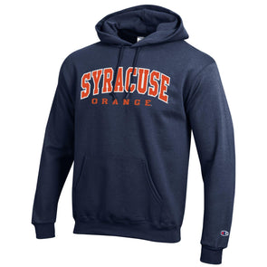 "Champion Powerblend ""Syracuse Orange"" Felt Twill Hoodie"