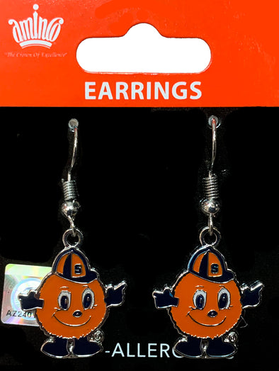"Aminco ""Otto"" Dangle Earrings"