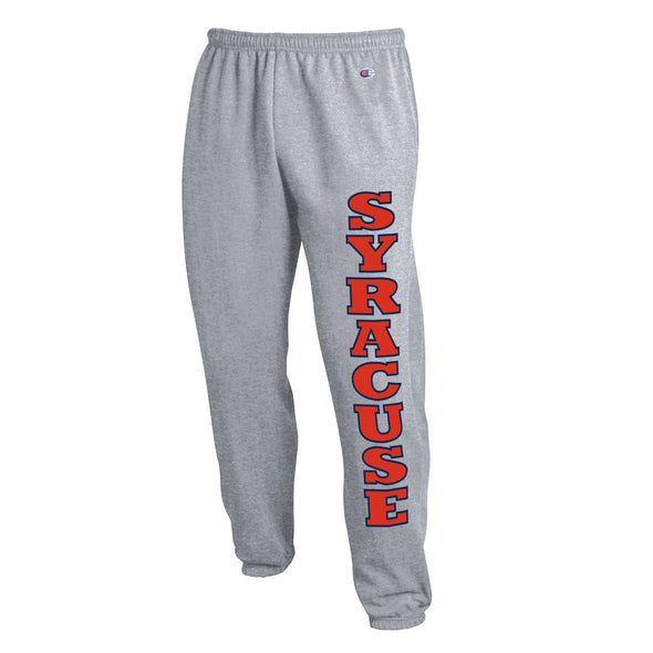 Champion Syracuse Banded Bottom Sweatpants