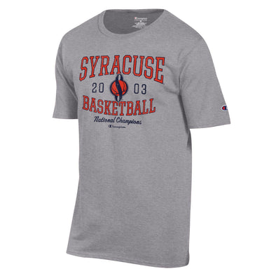 Champion Syracuse Basketball 2003 National Champion T-Shirt