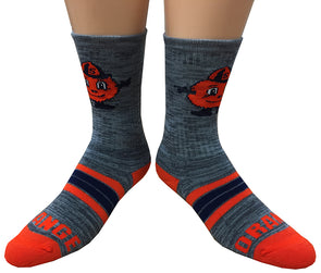 Bare Feet Otto Quad Crew Socks