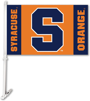 BSI Syracuse Car Flag