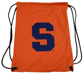 Carolina Sewn Orange Mesh Sackpack