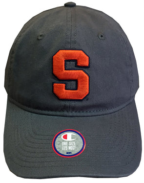 "Syracuse Champion® ""Block S"" Adjustable Hat"