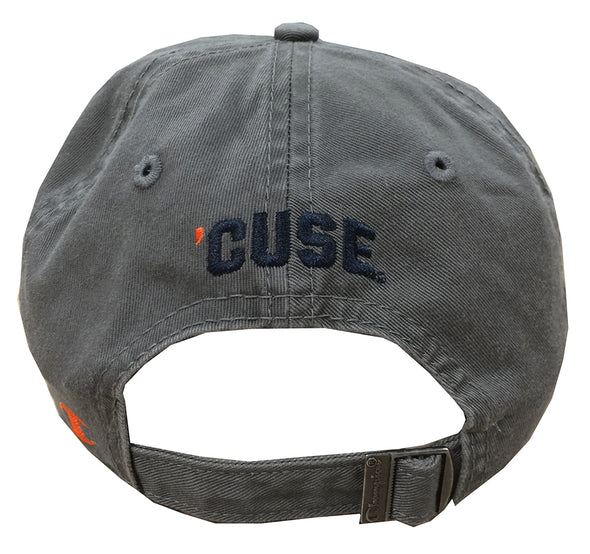 Champion Embroidered Syracuse Football Adjustable Hat