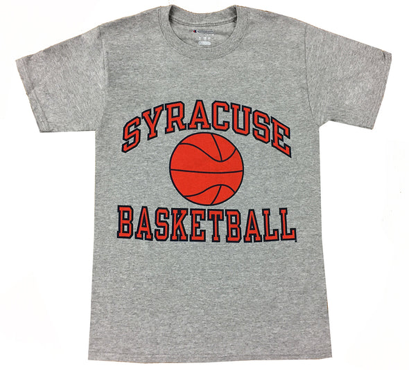 Syracuse Champion® Classic 2 Color Basketball T-Shirt