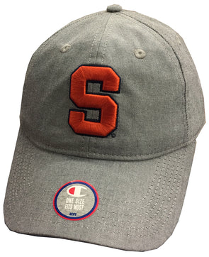 Syracuse Champion® Unstructured Adjustable Hat