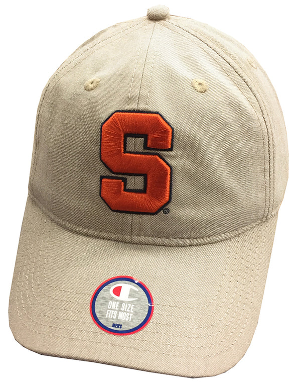 Champion Syracuse Unstructured Adjustable Hat