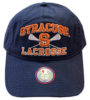 Champion Crossed Lacrosse Sticks Hat
