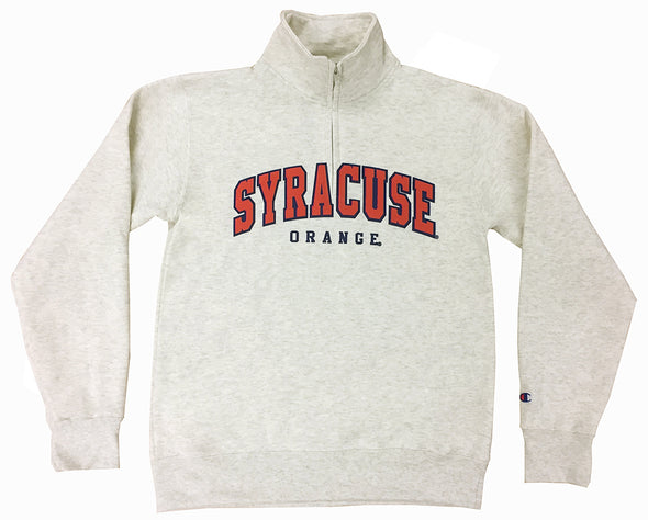 "Champion ""Syracuse Orange"" 1/4 Zip Sweatshirt"
