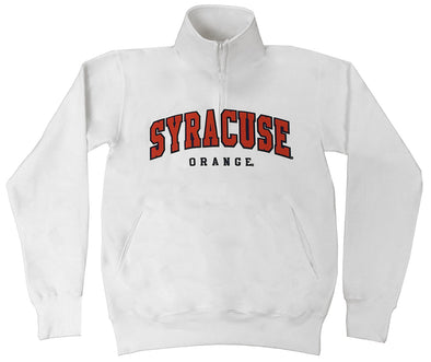 "Syracuse Champion® ""Syracuse Orange"" 1/4 Zip Sweatshirt"