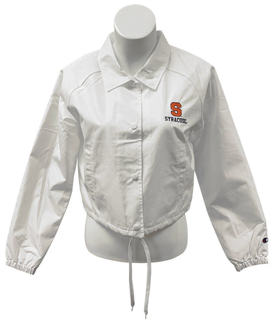 Champion Women's Coaches' Crop Jacket