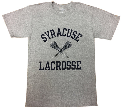 Syracuse Champion®  Classic 1 Color Lacrosse T-Shirt