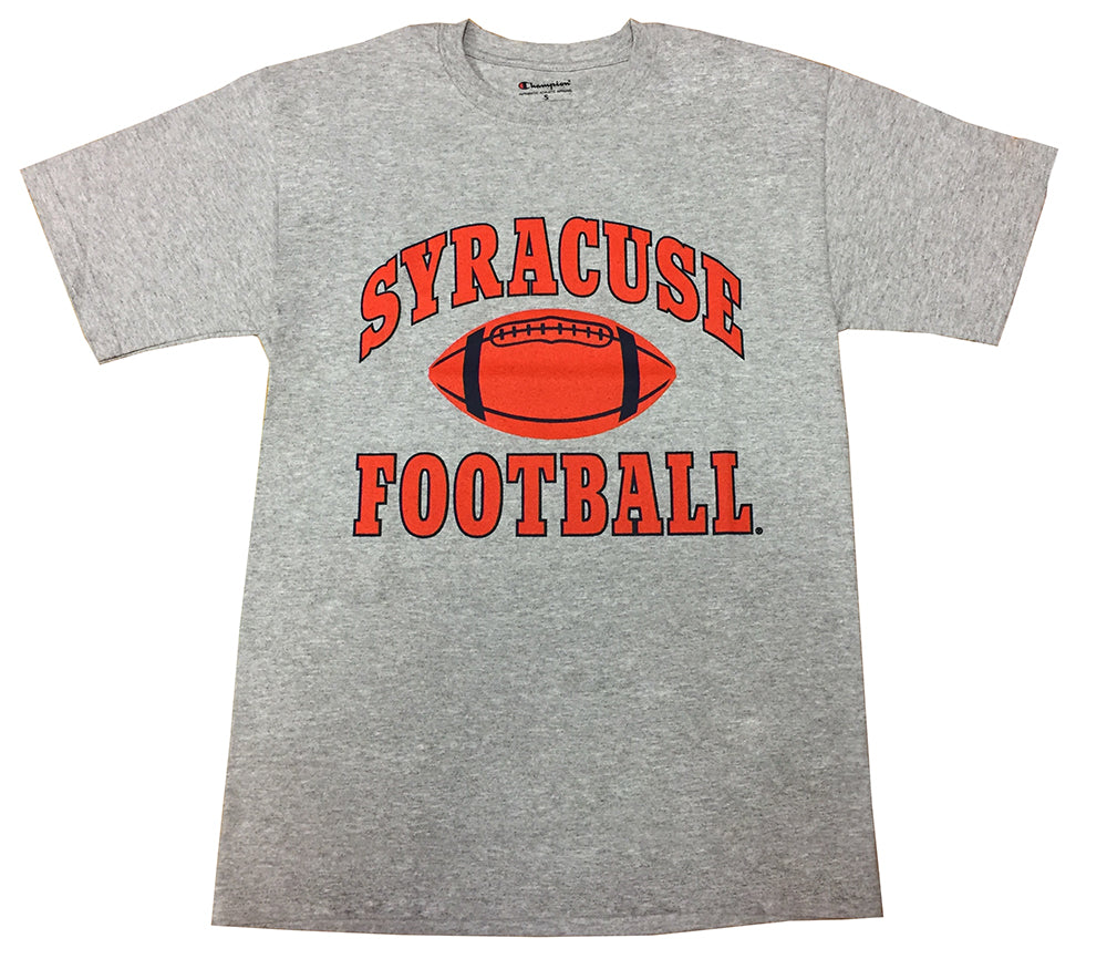 low priced e7a5f ab6c8 Champion Classic 2 Color Syracuse Football T-Shirt