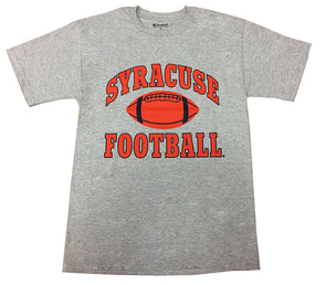 Syracuse Champion® Classic 2 Color Football T-Shirt