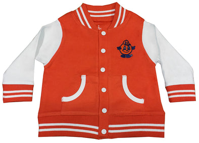 Creative Knitwear Infant/Toddler Varsity Jacket