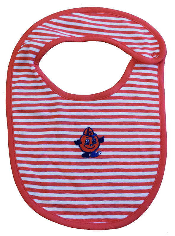 Syracuse Infant Striped Otto Bib