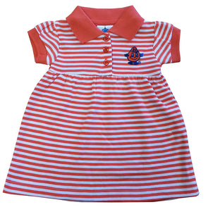 Syracuse Infant Striped Otto Dress