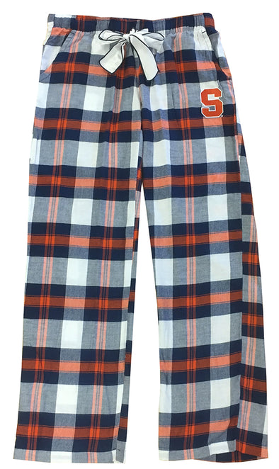 College Concepts Women's Flannel Pants