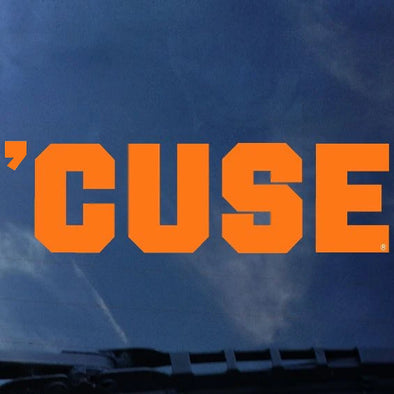 Colorshock 'CUSE Decal