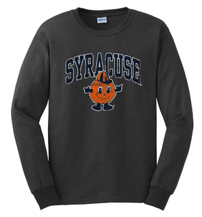 Syracuse Distressed Otto Long Sleeve